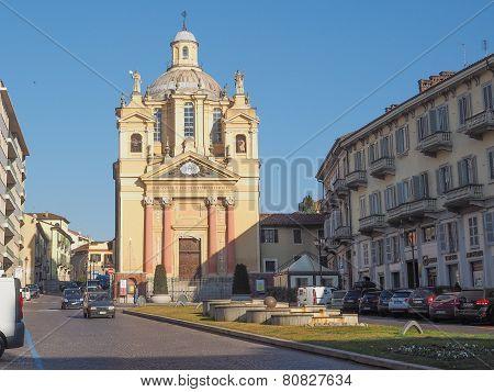 Church Of San Bernardino Meaning St Bernardine In Chieri