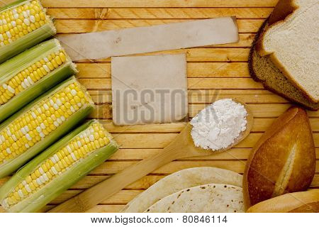 Corn Starch With Corn