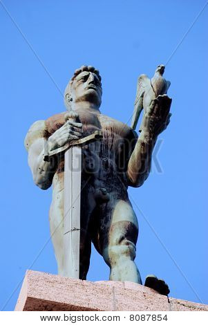 The symbol of Belgrade