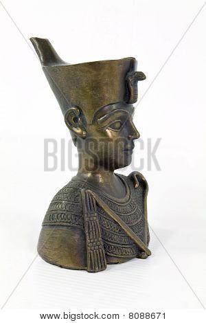 young Tutankhamun