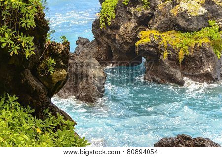 Maui Rugged Coast