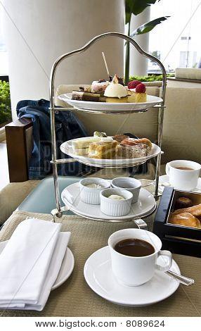 Delicious Afternoon Tea Set