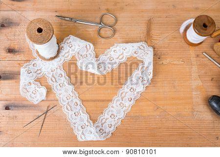 prepared for wedding