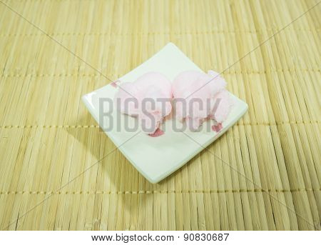 Thai Style Steamed Cup Cake