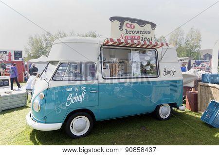Volkswagen T1 Ice Cream Truck