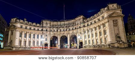Admiralty Arch, A Landmark Building In London - England