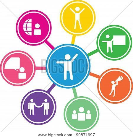 Human Resource Management - Illustration