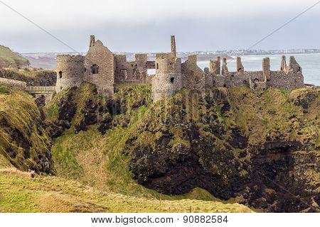 Dunlace Ruin