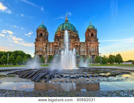 Berlin Cathedral - Germany