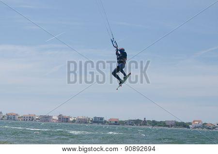 Francisco Costa Kitesurfing