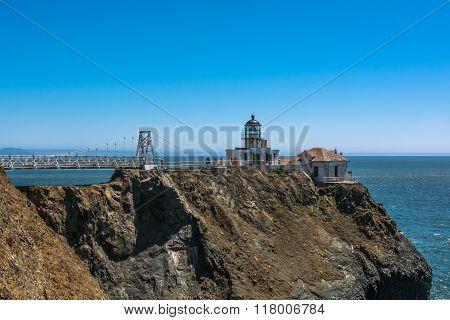 Point Bonita Lighthouse, California
