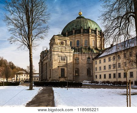 St. Blaise Abbey (Kloster St. Blasien) Black Forest Germany