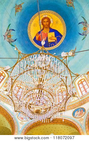The Cupola Of Mar Jirjis Church