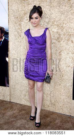 Sasha Grey at the Season 7 Premiere of