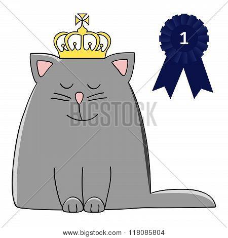 Rosette Cat