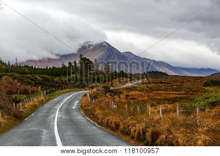 Journey In Connemara