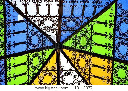 Colorated Glass And