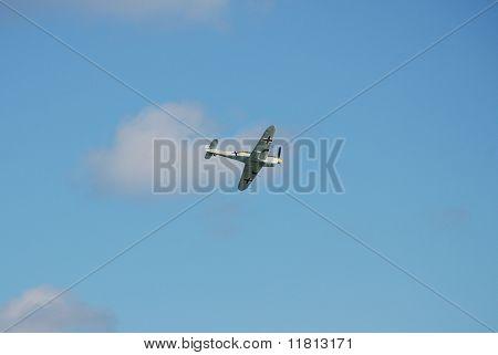 Messerschmitt ME109 fighter