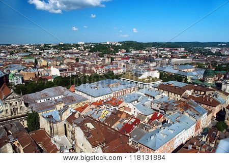 Lvov City View