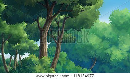 Jungle And Natural