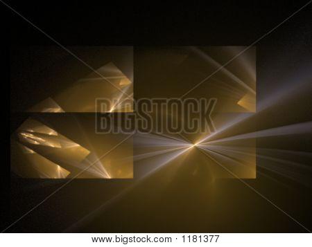 Segments Of Light