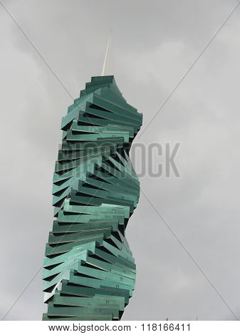 Candle Skyscraper In Panama