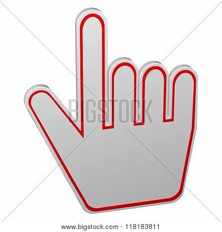 Hand Cursor