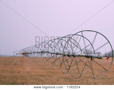 Irrigation Wheels