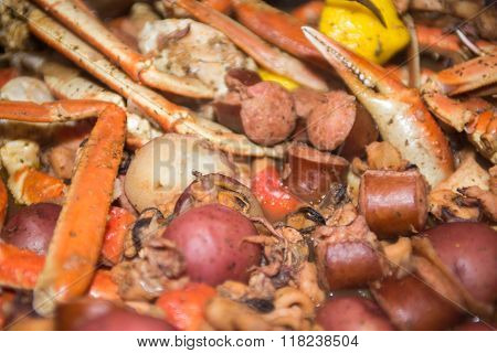 Southern Country Seafood And Shrimp Boil