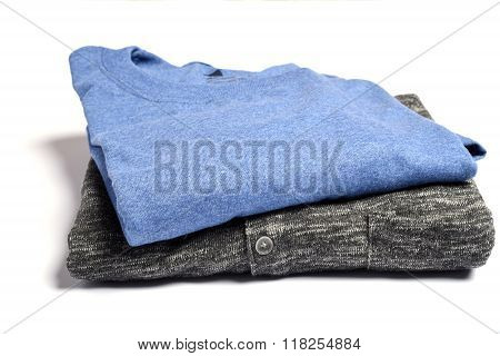 Shirt And Sweater