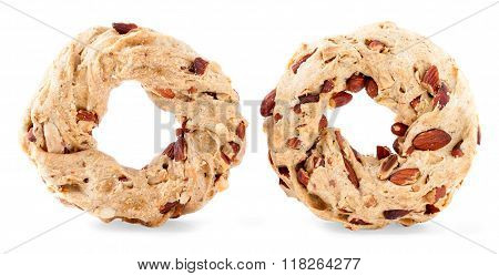 Neapolitan Cookies Called Taralli