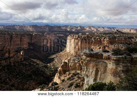 Utah Desert Plateaus