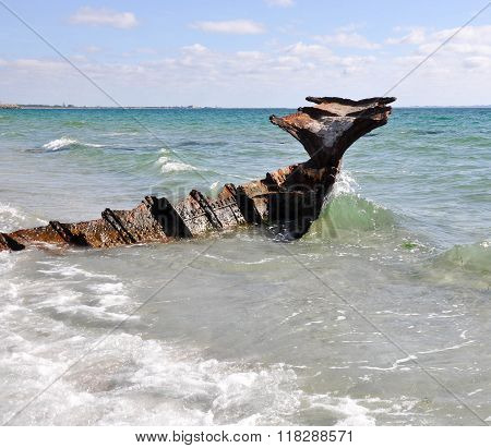 SS Wyola Shipwreck