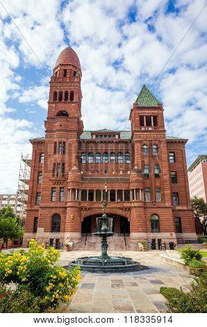 Bexar County District Court In San Antonio