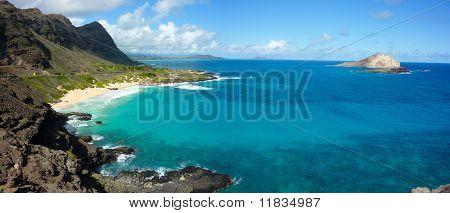 Makauu beach Hawaii