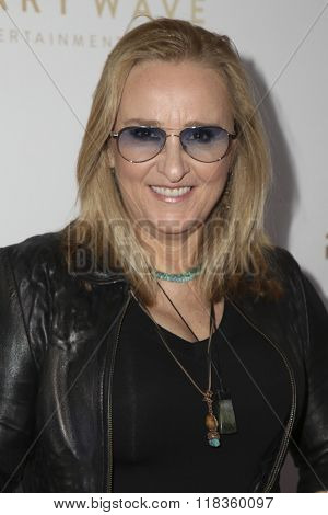 LOS ANGELES - FEB 14:  Melissa Etheridge at the Primary Wave 10th Annual Pre-GRAMMY Party at the London West Hollywood on February 14, 2016 in West Hollywood, CA