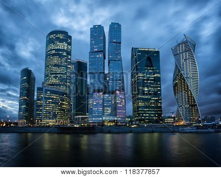 Moscow International Business Center, Moscow-city