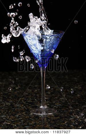 Martini Cocktail, Drink splash