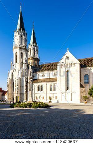 augustinian monastery in Klosterneuburg, Lower Austria, Austria