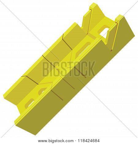 Plastic Miter Box