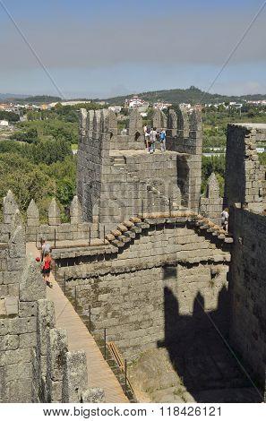 Tower  Guimaraes Castle