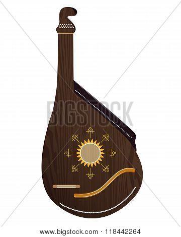 Ukrainian Musical Instrument