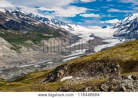 Canwell Glacier Valley