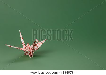 Sakura Origami Paper Crane