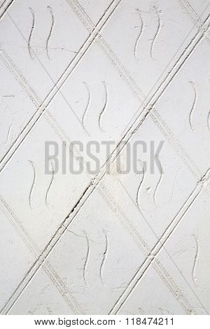 Wall Milan  In Italy Old     Wall  Brick   The    Abstract    Mosaic Stone