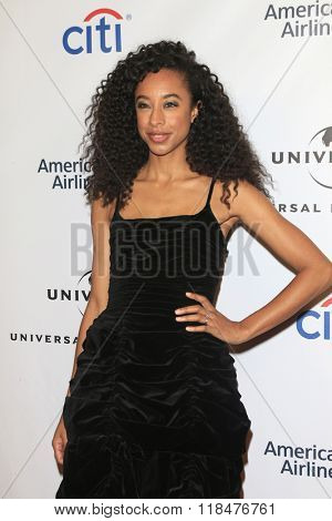 LOS ANGELES - FEB 15:  Corinne Bailey Rae at the Universal Music Group's 2016 Grammy After Party at the Ace Hotel on February 15, 2016 in Los Angeles, CA