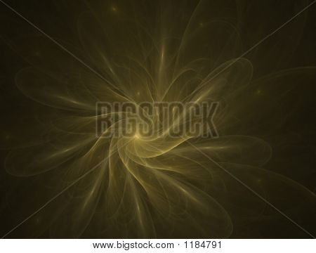 Golden Swirl