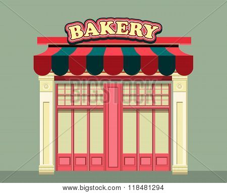 Front store bakery