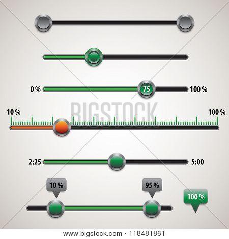 Vector Ui Elements