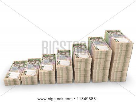 Ukrainian Money Grivna
